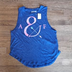 Abercrombie & Fitch Tank Top NWT
